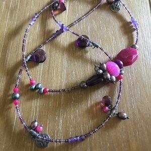 Silpada 42 inch .925 Necklace